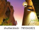 street of stone old city jaffa...   Shutterstock . vector #785261821