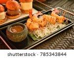 indonesia food  indonesia...   Shutterstock . vector #785343844