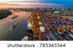logistics and transportation of ... | Shutterstock . vector #785365564