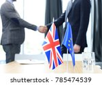 european union and united...   Shutterstock . vector #785474539