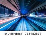 business concept   high speed... | Shutterstock . vector #785483839