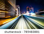 business concept   high speed... | Shutterstock . vector #785483881