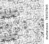 black white grunge pattern....   Shutterstock . vector #785537845