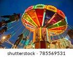 moscow  russia   december 24 ... | Shutterstock . vector #785569531