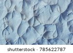 cosmetics texture mask clay for ... | Shutterstock . vector #785622787