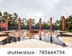 yunnan dali wei baoshan... | Shutterstock . vector #785664754
