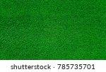 Fake Grass Background.