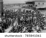 world war 1 in the middle east. ... | Shutterstock . vector #785841061