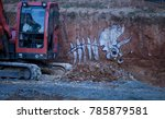 Construction Site Graffiti Of ...