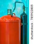 flammable gas cylinders with
