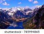 Nooya Lake Misty Fjord National - Fine Art prints