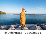 prachuab khirikhan  thailand  ...   Shutterstock . vector #786025111