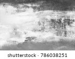 wall painting. handmade....   Shutterstock . vector #786038251