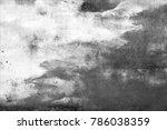 wall painting. handmade.... | Shutterstock . vector #786038359