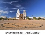 Historic Mission San Xavier De...
