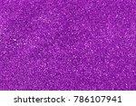 Purple Glittering Background