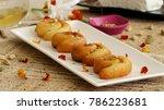 chanar jalebi is a popular... | Shutterstock . vector #786223681