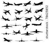 big set of different kind of... | Shutterstock .eps vector #78625852