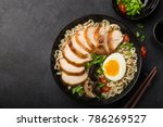 Japanese Ramen Noodle With...