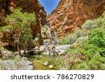 stunning view of meiringspoort... | Shutterstock . vector #786270829