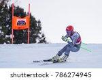 bormio   italy  12 28 2017 ... | Shutterstock . vector #786274945