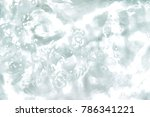 sea   water surface aerial view ... | Shutterstock . vector #786341221