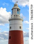 close up of lighthouse at... | Shutterstock . vector #786388759