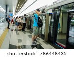 kuala lumpur  malaysia january...   Shutterstock . vector #786448435