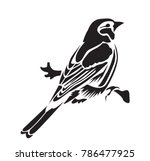stencil for laser cutting.... | Shutterstock .eps vector #786477925