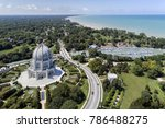 aerial view of the a temple ... | Shutterstock . vector #786488275