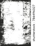 distressed overlay texture of...   Shutterstock .eps vector #786496327