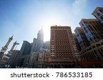 mecca  saudi arabia circa dec... | Shutterstock . vector #786533185