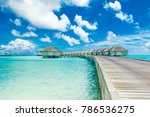 south ari atoll  maldives   12... | Shutterstock . vector #786536275
