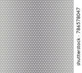 seamless mesh pattern. abstract ... | Shutterstock .eps vector #786578047