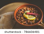 ful medames   is an egyptian... | Shutterstock . vector #786606481