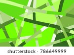 bamboo. abstract pattern.... | Shutterstock .eps vector #786649999