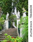 Classical Inspired Statues On...