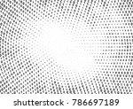 binary computer code halftone... | Shutterstock .eps vector #786697189