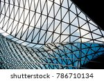 modern and abstract... | Shutterstock . vector #786710134