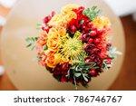 Wedding Red  Yellow And Orange...