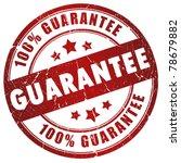 guarantee grunge stamp | Shutterstock . vector #78679882