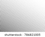 abstract halftone background.... | Shutterstock .eps vector #786821005