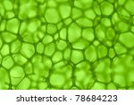 Cell Green Background