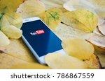 chiangmai  thailand   january5  ... | Shutterstock . vector #786867559