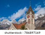 Reformed Church  Of Walenstadt...