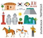 flat design  illustration of... | Shutterstock .eps vector #786958165