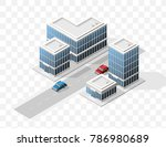 set of isolated high quality... | Shutterstock .eps vector #786980689