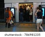 bangkok thailand   september 22 ... | Shutterstock . vector #786981235