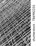 mesh reinforcement at the... | Shutterstock . vector #786982231