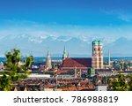 Munich Alps Panorama
